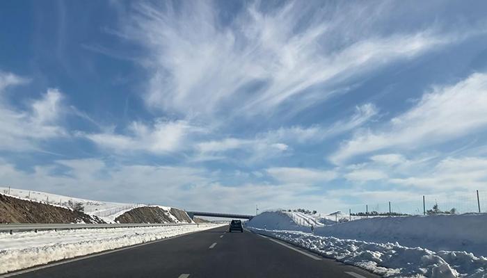 Castilla-La Mancha rebaja el nivel de alerta en las carreteras y mantiene sin ninguna restricción la práctica totalidad de la Red