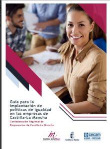 CEOE-Cepyme Cuenca invita a las empresas a consultar la guía de políticas de igualdad de CECAM