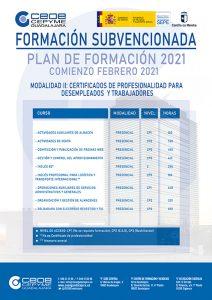 CEOE-Cepyme Guadalajara lanza su avance de cursos gratuitos para 2021