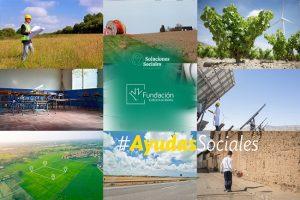 Cerca de 40 proyectos concurren a la última convocatoria de 'Ayudas Sociales Frente al Covid-19' de Fundación Eurocaja Rural