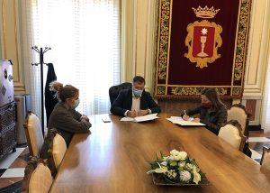 El Ayuntamiento de Cuenca colabora con diversas entidades para el desarrollo de proyectos sociales