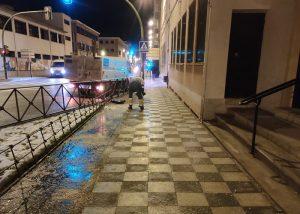 El Ayuntamiento de Cuenca desactiva el Pemuvi tras declararse el fin de la alerta por el temporal