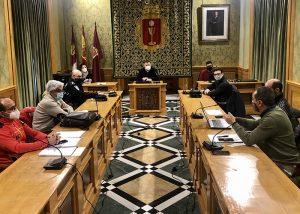 El Ayuntamiento de Cuenca eleva el nivel de alerta del PEMUVI ante la previsión de fuertes nevadas a partir del jueves