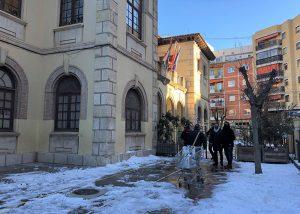 El Ayuntamiento de Cuenca enciende las calderas de los colegios y revisa accesos y cubiertas para preparar la vuelta al cole
