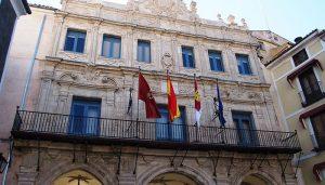 El Ayuntamiento de Cuenca suspende el examen para la constitución de  la bolsa de auxiliar administrativo debido al temporal