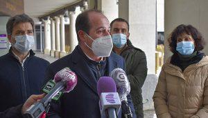 El Ayuntamiento de Guadalajara cifra en dos millones de euros los daños ocasionados por 'Filomena'