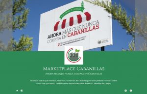 """El Ayuntamiento impulsa """"Marketplace Cabanillas"""", una plataforma de comercio electrónico para las pymes locales"""
