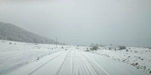 El Gobierno regional activa el METEOCAM en fase de emergencia nivel 1 ante la previsión de fuertes nevadas en toda la Comunidad Autónoma