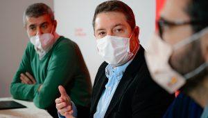 El PSOE de CLM recalca su apuesta por una educa-ción en igualdad de oportunidades como base so-bre la que construir el futuro