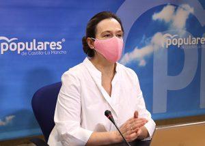 Guarinos exige al Gobierno de Page que regrese de vacaciones y explique a los castellano-manchegos cómo está siendo el proceso de vacunación frente al coronavirus