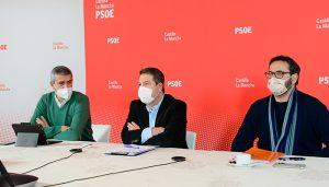 Gutiérrez subraya los compromisos del PSOE derrotar al virus, volver al crecimiento económico y proteger a los más vulnerables