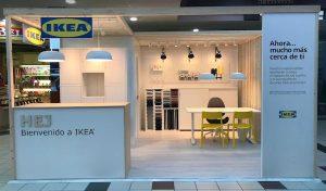 IKEA llega el 11 de enero al C.C. FERIAL PLAZA con un punto de planificación