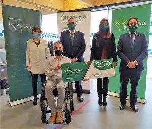 Impulso de la Fundación Eurocaja Rural a las personas afectadas por daño cerebral adquirido y a sus familias