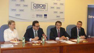 La Alianza de Comercio Euroasiática negocia con varias empresas de la provincia de Cuenca para importar sus productos