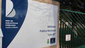 La Biblioteca León Gil de Cabanillas establece un sistema de recogida y devolución de ejemplares mientras dure el cierre sanitario