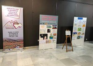 La exposición Arte Rural Infantil, 'Futuros Rurales', ahora, en Guadalajara
