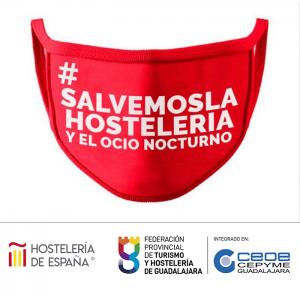 La Federación de Turismo y Hostelería de Guadalajara reclama más medidas de apoyo para la supervivencia del sector