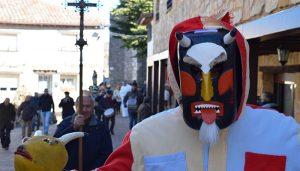 La fiesta de las Candelas y la Botarga de Arbancón se adapta a las limitaciones de la covid-19