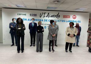 La patronal conquense celebra que se siga firmando el acuerdo sobre solución autónoma de conflictos laborales