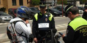 La Policía Local de Cuenca denuncia a dos ciudadanos por saltarse el toque de queda el 5 de enero