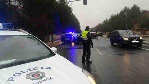 La Policía Local de Cuenca ha emitido 10 propuestas de sanción este fin de semana por no respetar el confinamiento municipal
