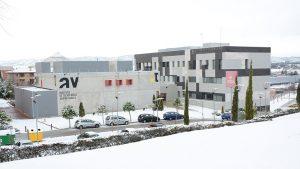 La UCLM suspende las actividades docentes y los exámenes de los días 11 y 12 de enero, por los efectos de la evolución de la borrasca Filomena