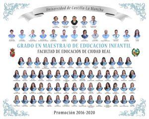 Las promociones 201620 de la Facultad de Educación de Ciudad Real suspenden su acto de graduación por la pandemia y donan lo recaudado