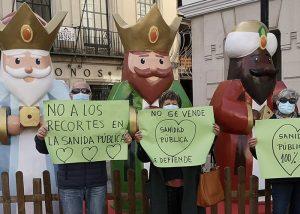 Lo que la Plataforma en Defensa de la Sanidad Pública de Guadalajara quiere para este nuevo año