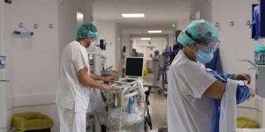 Lunes 18 de enero El coronavirus anda totalmente desbocado y deja ocho muertes en Cuenca y 822 contagios y siete en Guadalajara y 748 contagios