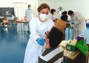 Sanidad decreta medidas especiales nivel 3 para frenar la expansión del coronavirus en el municipio de Marchamalo