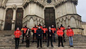 Toman posesión de su cargo en Cuenca los cinco bomberos-conductores y el cabo tras superar los respectivos procesos selectivos