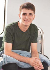 Un universitario de Cabanillas es elegido «embajador de Castilla-La Mancha» en un proyecto juvenil de la UE