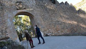 Adjudicadas las obras para actuar en la muralla de Alarcón con una inversión de 200.000 euros