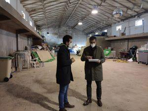 Alcocer convertirá su viejo silo en un moderno auditorio