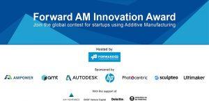 BASF lanza el Premio a la Innovación de Forward AM para que las empresas emergentes aceleren la innovación con fabricación aditiva