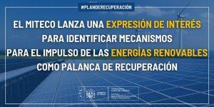 CEOE-Cepyme Cuenca señala a las empresas la expresión de interés para el despliegue de renovables
