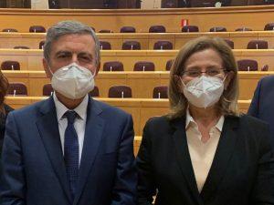carmen torralba y pedro saura | Liberal de Castilla