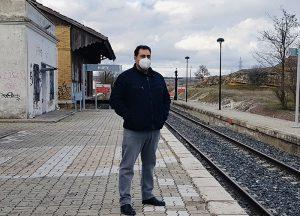 Constituida en Cuenca la agrupación 'Pueblos con el Tren' para defender la línea de ferrocarril y su vital papel vertebrador en el territorio