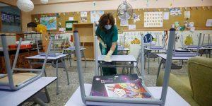 CSIF cree que Educación actúa de manera irresponsable al afirmar que las aulas son espacios seguros