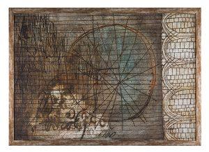 Cuixart los años cruciales (1955-1966) llega al Museo de Arte Abstracto Español de Cuenca