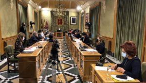 Declaración institucional del Ayuntamiento de Cuenca con motivo del Día Internacional de la Mujer