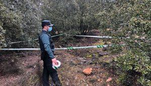 Desactivada una granada de mortero de la Guerra Civil en Sotodosos