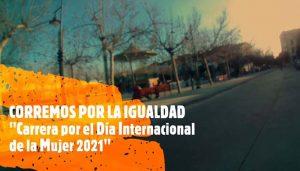 El Ayuntamiento de Cabanillas organiza actividades por el Día de la Mujer, con una carrera popular y una clase de zumba online