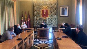 El Ayuntamiento de Cuenca destina 30.000 euros al Banco de Alimentos para la compra de productos de primera necesidad para colectivos vulnerables