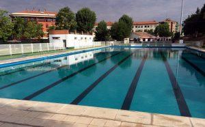 El Ayuntamiento de Guadalajara suspende la temporada de cursos de natación a consecuencia de la situación epidemiológica por coronavirus