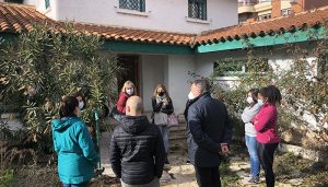 El Centro de Día puesto en marcha por la Mesa de Reconstrucción del Ayuntamiento de Cuenca ha atendido ya a 25 personas sin hogar