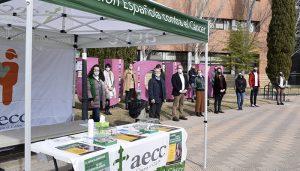 El Consejo de Representantes de Estudiantes de la UCLM conmemora el Día Mundial contra el Cáncer