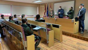 El delegado de la Junta clausura un curso especializado en habilidades comunicativas dirigido a Agentes Medioambientales