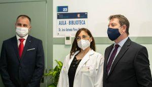 El Gobierno de Castilla-La Mancha empieza esta semana a vacunar contra la Covid'19 a los mayores de 95 años y la próxima a los mayores de 80