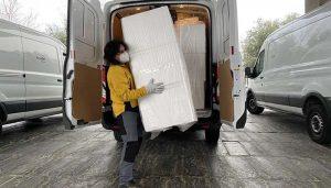 El Gobierno de Castilla-La Mancha ha distribuido esta semana más de 200.000  artículos de protección para profesionales sanitarios